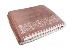 Плед  IBENA Cotton Organic Jacquard (1783)