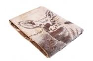 Плед  IBENA Cotton Organic Jacquard (1789)